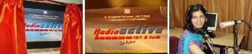Bangalore's first community radio station goes Active