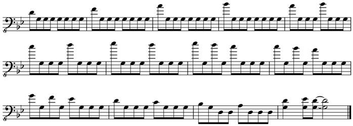 Jimmy-Garrisons-bass-solo-Song-of-Praise-Transcription-by-carl-clements