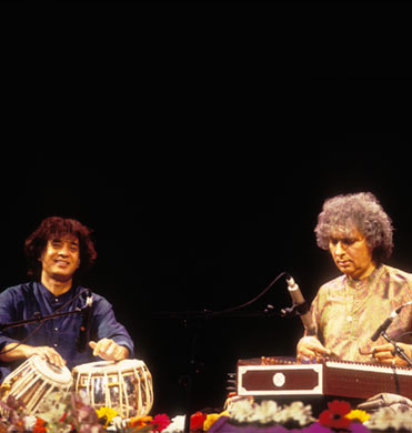 Zakir Hussain © Collection Privée
