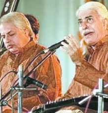Pandit Rajan and Sajan Mishra