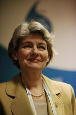 Irina Bokova (2009 / Source: Wikipedia.org)