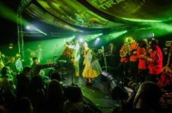 (Photo: Fanfara Tirana Meets Transglobal Underground by Yannis Psathas)