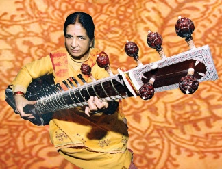 Good vibrations: Veena Chandra (Photo Credit: Leif Zurmuhlen)