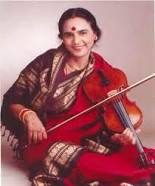 violinist Dr. N. Rajam (South Indian Classics)