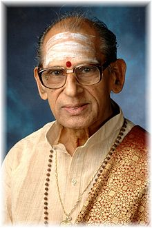 carnatic vocalist Nedunuri Krishnamurthy (10 Oct 1927 – 8 Dec 2014)