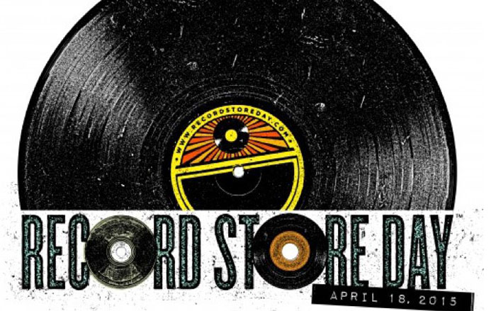 Record Store Day / April 18, 2015