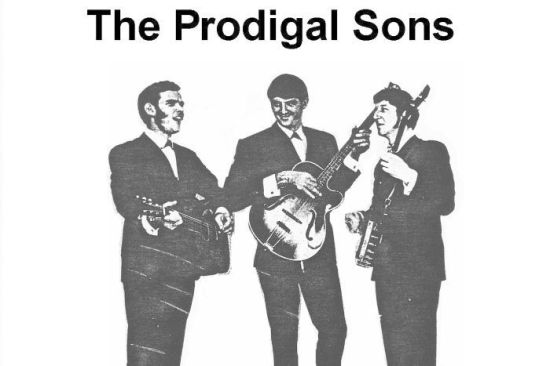 IMAGE: The Prodigal Sons (flyer)
