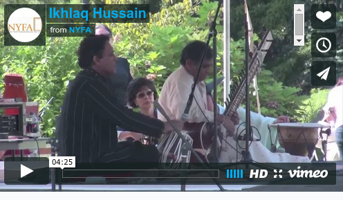 Ikhlaq-Hussain-on-sitar-vimeo-Video